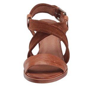 New Frye Dani Crisscross Sandals